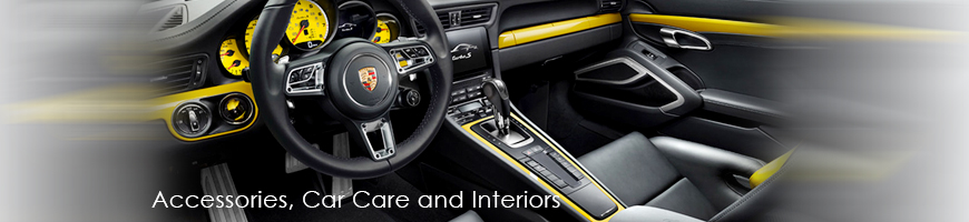 Accessories-Car Care and Interiors