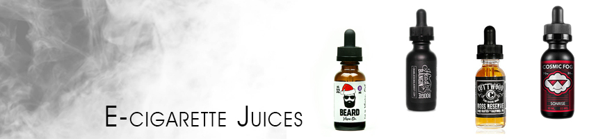 E-cigarette Juices
