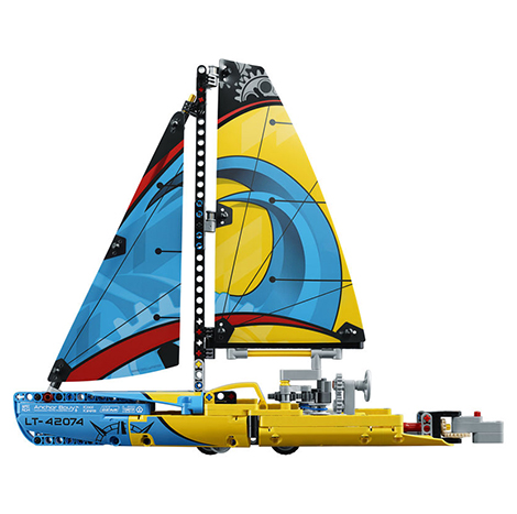 Zenith Toys Racing Yacht (ZT-024)
