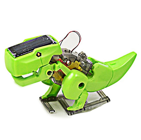 Zenith Toys Solar Powered 4-in-1 DIY robots (ZT-014)