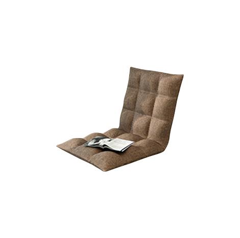 Japanese Tatami Cotton Linen Single Folding Foldable Washable Lazy Sofa (AW110101)