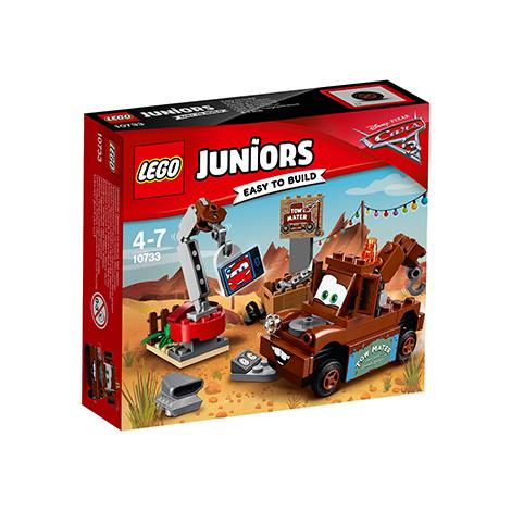 LEGO JUNIORS MATER'S JUNKYARD 62PCS/PZS (4-7AGE/EDADES) 10733