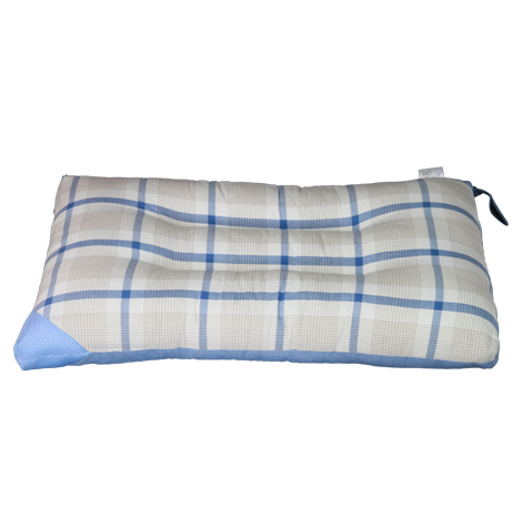 Amazing Dyed Wash Square(အကြက္ၾကီး)Pillow(3 colour) (PLP56)