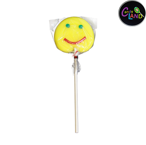 Candy Land Catoon Shape Lollipop