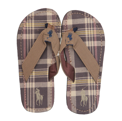 Polo by Ralph Lauren Terrence Thong Sandal (193206)