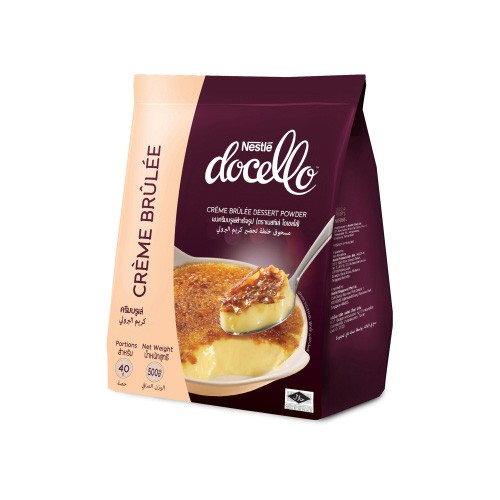 NESTLE DOCELLO CREAM BRULEE (500G)