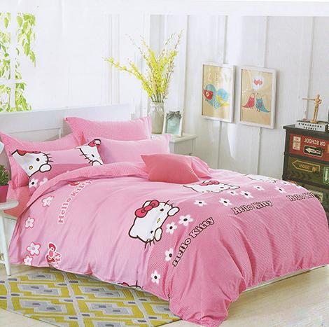 Amazing One Bedsheet Set 100% Cotton With Design (AZMY5)