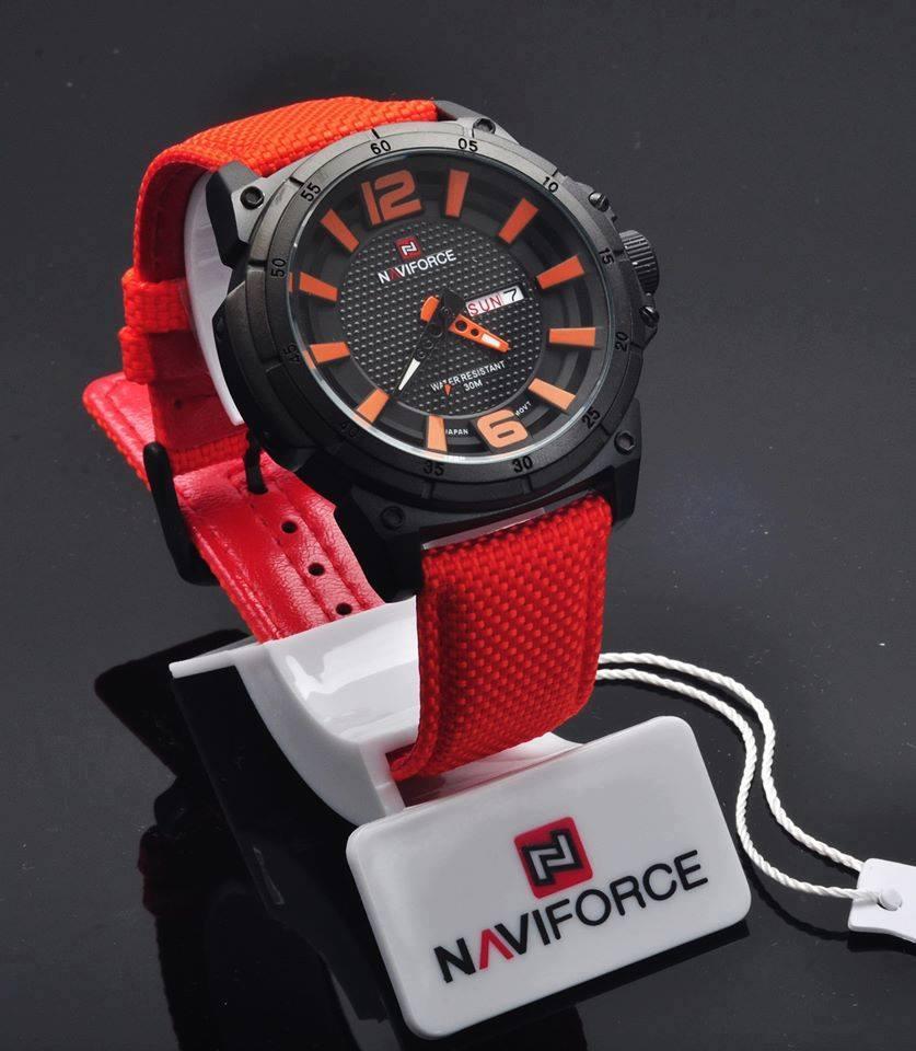 NAVIFORCE NVF48O Japanese Quartz