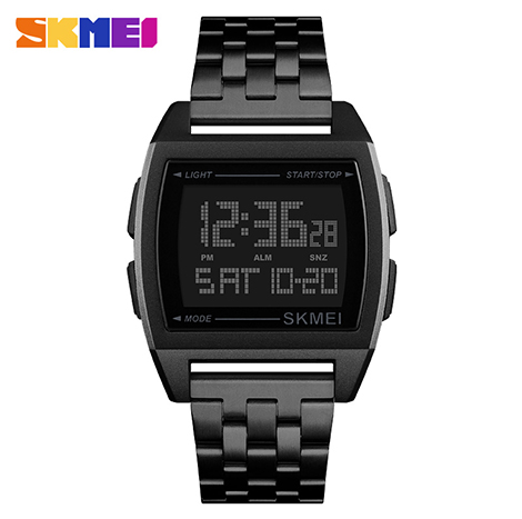 SKMEI Luminious Multi-function Electronic Men's Watch(1368)