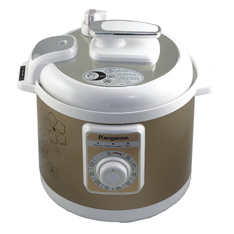 KANGAROO Electric Pressure Cooker 6L ( KG137 )