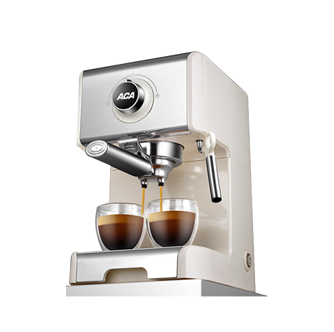 ACA / North American commercial Italian full semi-automatic Coffee Machine (AC-ES12A)