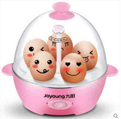 Joyoung Automatic Power Off Mini Small Home Multi-function Steamed Egg Cooker (ZD-5W05)