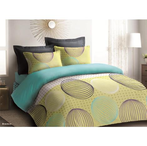GOLDSLEEP Micro Bedsheet Naomi-Brandora-R