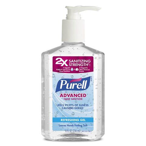 Purell Advanced Hand Sanitizer (236ml) ( SM00180 )