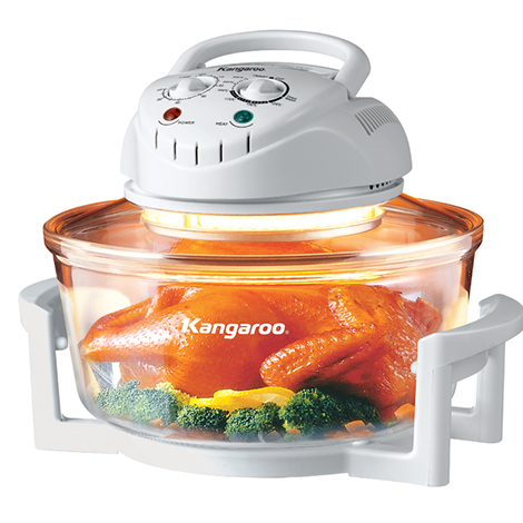 KANGAROO Halogen Grill Oven (12 Li) 1300W ( KG196 )