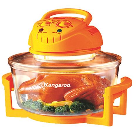 KANGAROO Halogen Grill Oven (12 Li) 1300W ( KG197N )