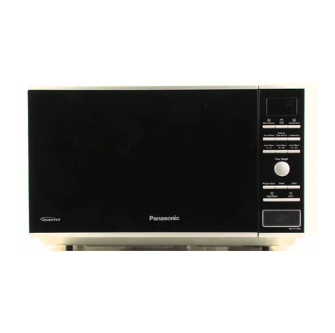 Panasonic Microwave Oven NN-CF770