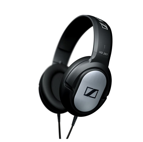 SENNHEISER HEADPHONE (HD-201)