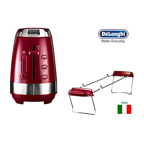 DeLonghi 2 Slice Toaster (CTLA 3103.Red)