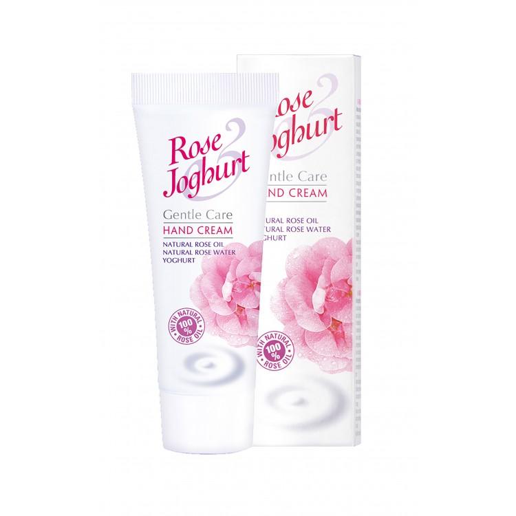 Rose Joghurt Hand Cream ( 75ml )