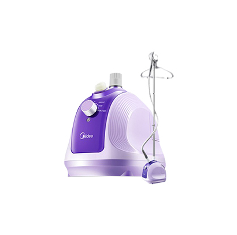 Midea 1.5L single pole steam hang hot machine home handheld / hanging electric iron Purple (YGJ15B3)