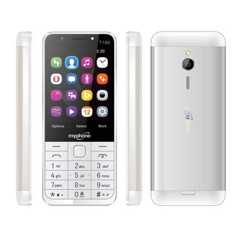 MyPhone T100