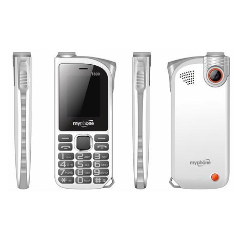 MyPhone T800