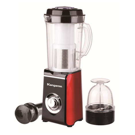 KANGAROO 3 in 1 Blender 1.0L with Filter (Plastic Jar) ( KG2B1 )