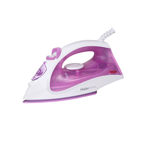 HAIER Household 1300W Six-Speed Mechanical Thermostat Wired Steam Iron (YD1301)