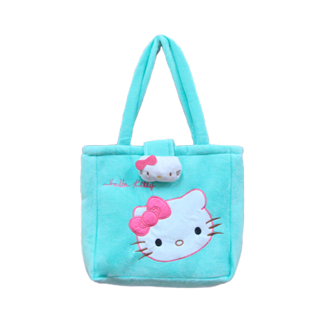 SK Toy Medium Plush Shuolder Bag