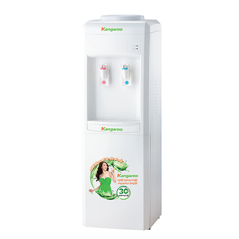 KANGAROO Hot-Cold Water Dispenser (Sterilizer Cabinet) ( KG34C )