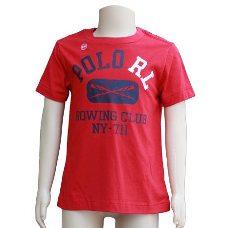 Ralph Lauren Polo Boys' Graphic Tee (321536735005)