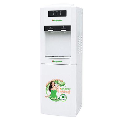 KANGAROO Hot-Cold Water Dispenser (Sterilizer Cabinet) ( KG38N )