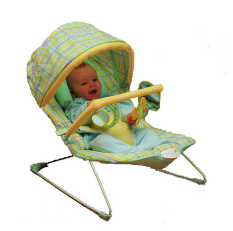 Carter Sboo American Baby Vibration Rocking Chair / Bouncer (6692)