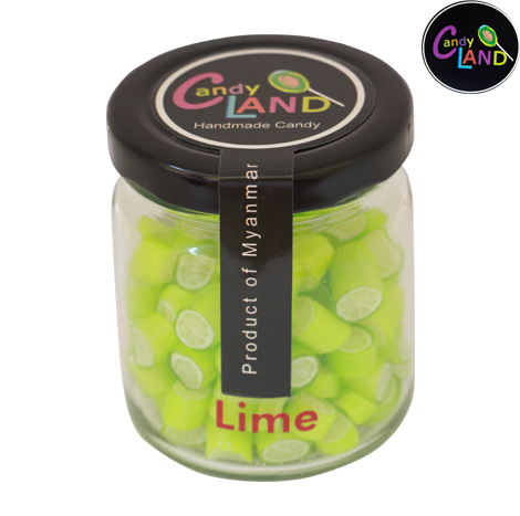 Candy Land Lime Flavour Bottle ( 100g )