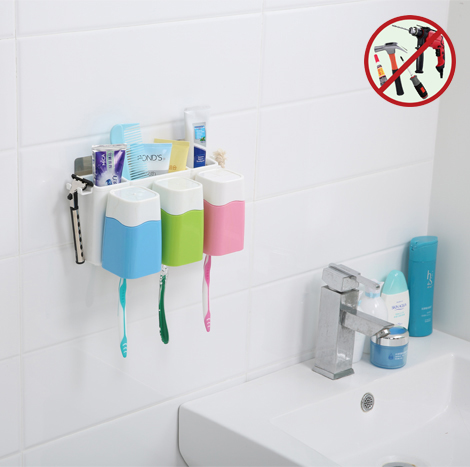 95 Myanmar Toothbrush Combination Holder ( TBH - 5078)