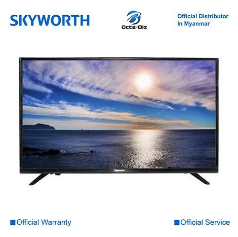 """SKYWORTH 40"""" LED TV ( 40 E2 )"""