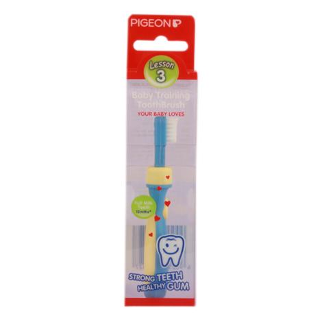 PIGEON Training Toothbrush L-3 ( PSL-1016676,2,6 )
