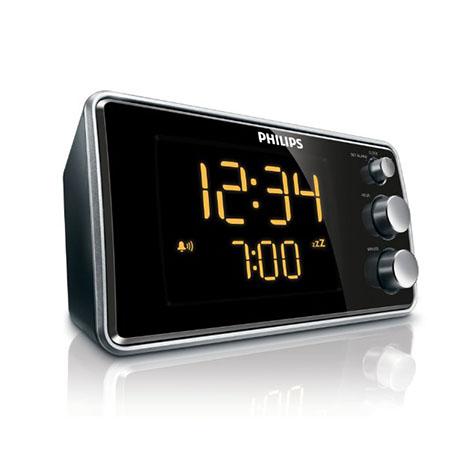 Philips AJ3551/12 Clock Radio