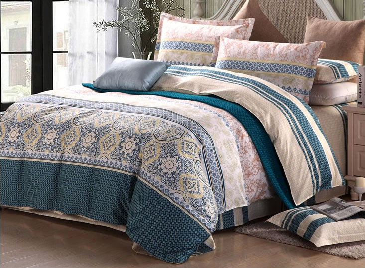 GOLDSLEEP Naomi Cotton comforter set (Single)-4665#