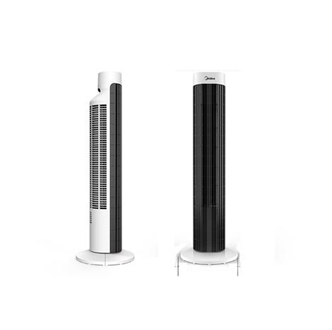 MIDEA Household Silent Shaking Electric Tower Fan / leafless Fan (ZAB10B)