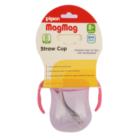 PIGEON Mag Mag Straw Cup (PSL-M026252)