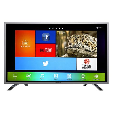"SKYWORTH 49"" Full HD LED Smart TV ( 49E200A )"