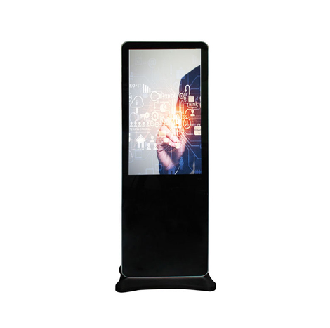 "Euro 50"" Floor Standing Pro Display"
