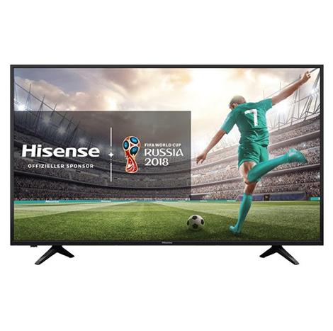"""HISENSE 50"""" LED TV ( 4K + Smart + Digital ) ( 50A6100UW )"""