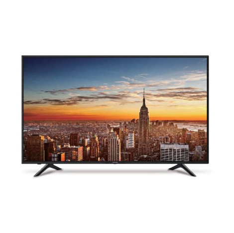 "Hisense LED TV 50"" ( 4K UHD Digital T2+Smart) ( 50N3000UW )"