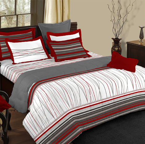 GOLDSLEEP Naomi Micro bed sheet (Kingsize)-5261#