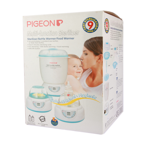 PIGEON Sterilizer Multifunction
