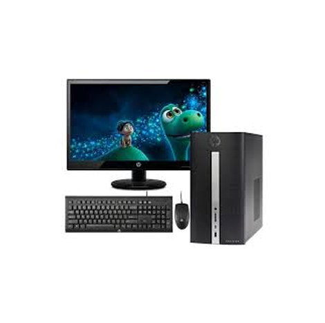 HP Pavilion 570-P058d ( i5 ) With Monitor