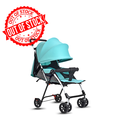 Ultra-Light Portable Summer Folding Four Wheel Baby Stroller (UKH-590)